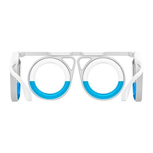 Yatter Anti-Motion Sickness Brille, Ultraleicht, Kann Das Aroma Und Den Duft Von Zitrone Absorbieren. Es Wird Für Erwachsene Oder Kinder Mit Reisekrankheit Angewendet.