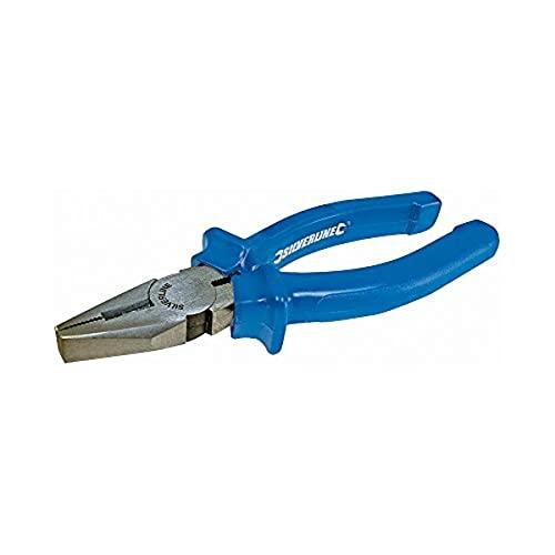 Silverline Tools 868648 - Alicates universales, Multicolor (160 mm)