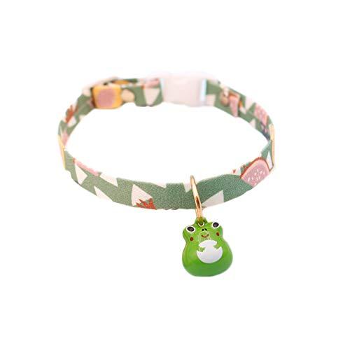 Grafts Colour Pet Products - Collares ajustables para gatos (5 piezas)