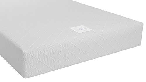 Signature Sleep Memoir Plus 4ft6 (135 x 190cm) Double Reflex Foam and Memory Foam Top Mattress - 10' Depth