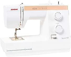 Janome Sewist 709 Sewing Machine, White