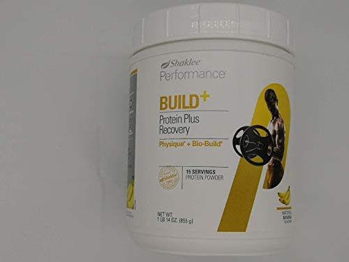 Shaklee Performance Physique + Bio-Build Recovery Shake 1 LB 14 OZ