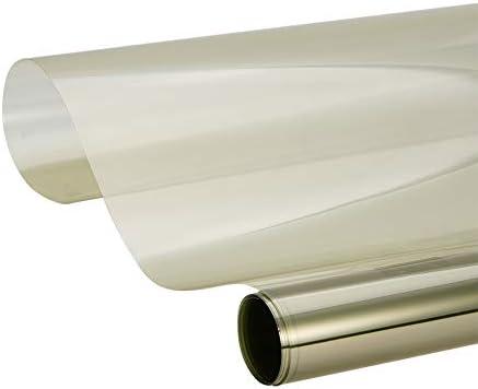 ATMOMO 70 VLT Car Window Tint Film Transparent Vinyl DIY Car Window Tinting UV Protection 0 product image