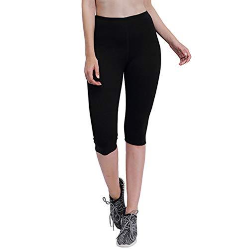 WANGLXST Mode Explosive Schweiß Neopren Wärme Formen Hosen Fitness Sport Fettverbrennung Yoga Sauna Kurze Hosen Elegant, XXXXL
