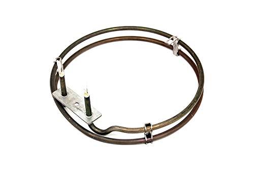 FindASpare Backofenventilator, rund, 2 Drehungen, 1600 W, 1000 DFM BL