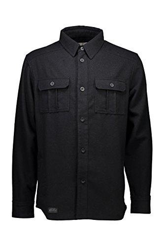 Mons Royale Outer Layer T-Shirt pour Homme XL Noir