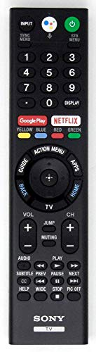 Compatible with Sony RMF-TX310U TV Remote Control for XBR-65X900F