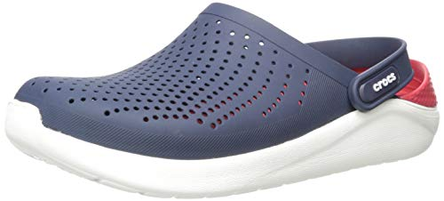 Crocs Unisex LiteRide Clog Clogs, Navy/Pepper, 43/44 EU
