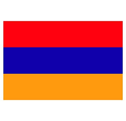 Supstick Sticker Land Vlag Armenie 15 x 10 cm