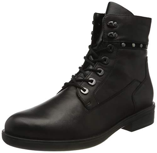 Remonte Damen R4984 Mode-Stiefel, schwarz/schwarz/schwarz / 01, 37 EU