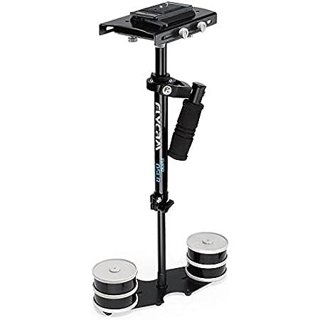 Flycam Professional DSLR Nano Handheld Camera Steadycam Video stabilizer Quick Release Adapter Plate for DSLR Upto 1.5kg (DSLR-Nano-QR)