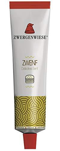Zwergenwiese Bio Zwenf in der Tube - Delikatess Senf, 200 ml