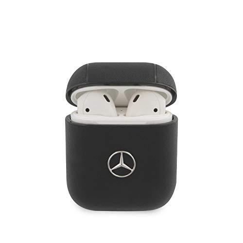 Mercedes MEA2CSLBK Electronic Line Hülle für AirPods Cover Schwarz