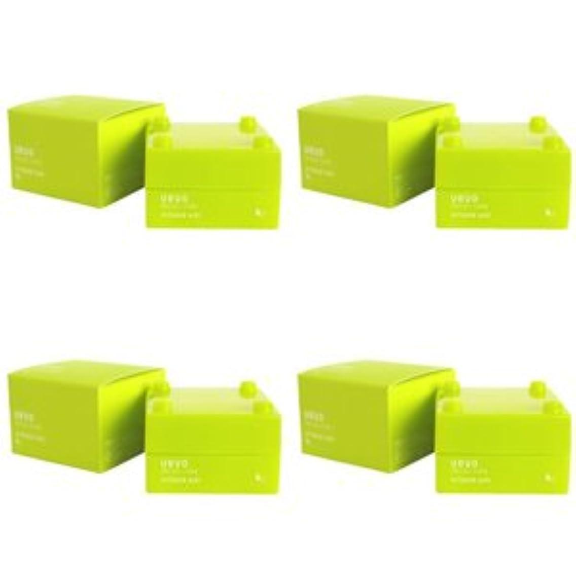 クラブ気質海嶺【X4個セット】 デミ ウェーボ デザインキューブ エアルーズワックス 30g airloose wax DEMI uevo design cube