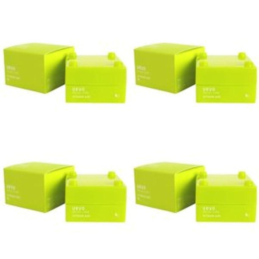 しない抹消クレーター【X4個セット】 デミ ウェーボ デザインキューブ エアルーズワックス 30g airloose wax DEMI uevo design cube