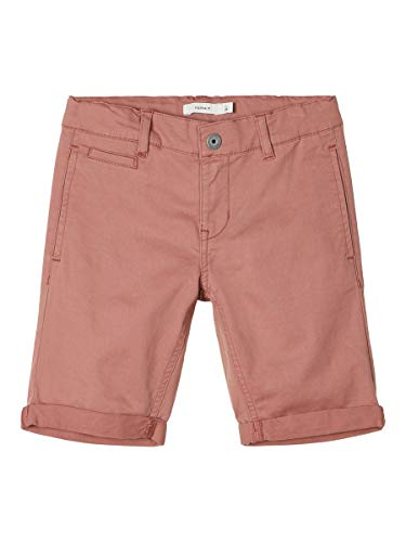 NAME IT Boy Chinoshorts Regular Fit 140Burlwood