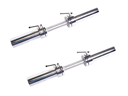CAP Barbell Solid 20' Dumbbell Handle, 20', Sold by Pair