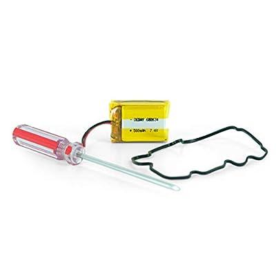 SportDOG Brand Transmitter Battery Kit for SD-1225/SD-825 by SportDOG Brand