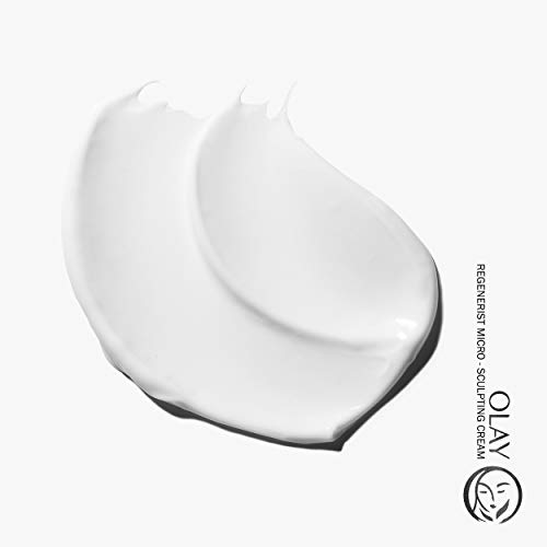 31LvGDB2bsL - Face Moisturizer with Collagen Peptides by Olay Regenerist Micro-Sculpting Cream 1.7 oz, 2 Month Supply