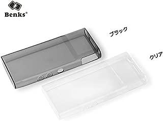 SONY NW-ZX100 ケース 耐衝撃 TPU ケースシリコン NW-ZX100 背面カバー ソフトケース WALKMAN  NW-ZX100-BE-T51027 (ブラック)