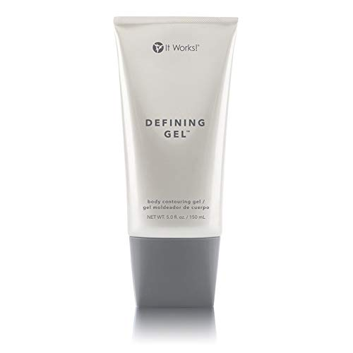 It Works Defining Gel for Reducing Cellulite and Varicose Veins While Tightening Loose Skin to Firm Abdomen/stomach, Back, Legs and Upper Arms