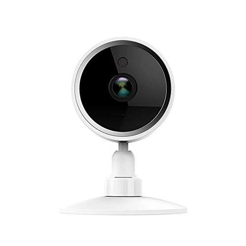 Cámara de Red WiFi 1080P, cámara de Seguridad WiFi Baby Monitor, visión Nocturna, Audio bidireccional, detección de Movimiento, cámara de Seguridad Cámara de Interior for el hogar / Mascota / bebé