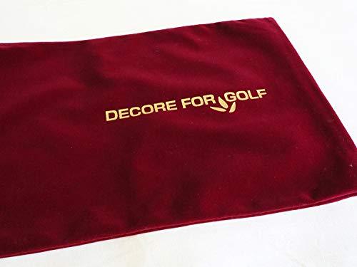 シューズケース 長方形 メンズ・レディス 2枚セット 巾着袋【デコレフォーゴルフ】