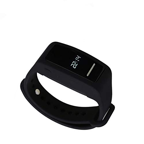 Digital Voice Recorder Watch Wrist Band Digital Audio Voice Recorder Noise Reductiion with Voice Activated Recording Voice 20 Hours Recording 8GB