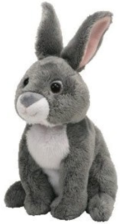 TY Beanie Baby  ORCHARD the Grey Bunny Rabbit
