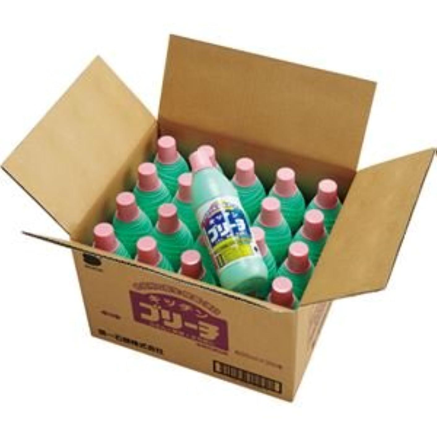 ゼリー品揃え付録(まとめ) 第一石鹸 キッチンブリーチ 600ml 1セット(20本) 【×2セット】
