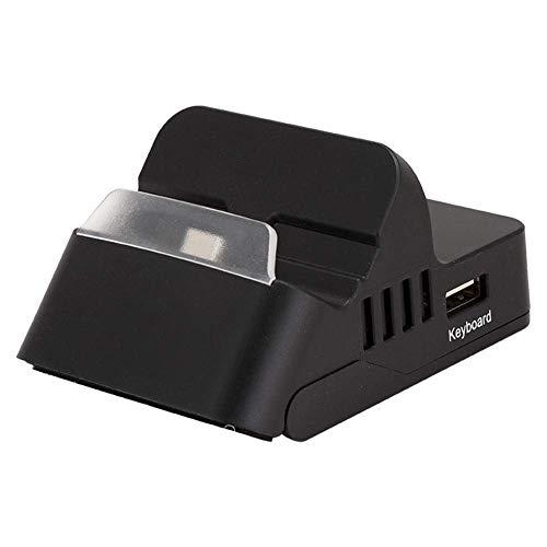W-HUAJIA Convertidor de Teclado del Mouse, conversor de Video HDMI y Adaptador...