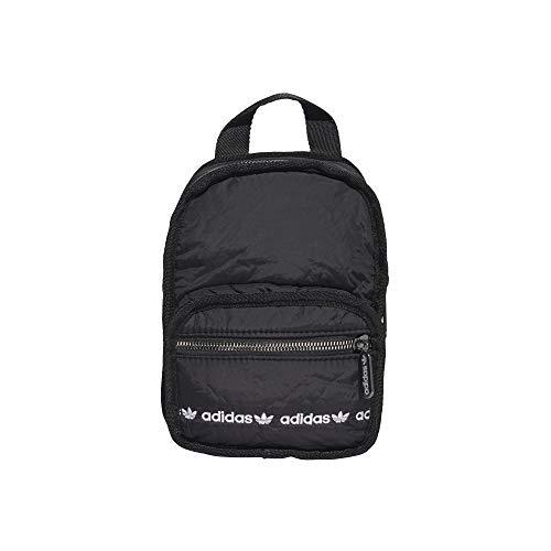 adidas IXQ84-GE4780 Mochila BP Mini para Mujer, Negro, Talla Única Womens