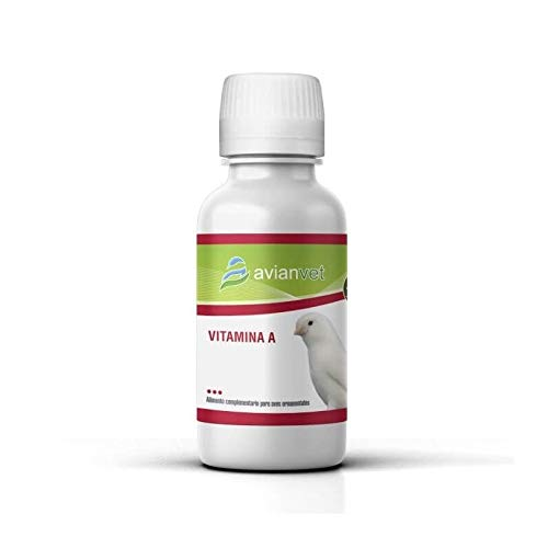 aviantecnic Vitamina A líquida AVIANVET 100 ml