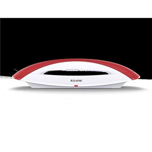 Alcatel Smile Telefono DECT Rosso, Bianco