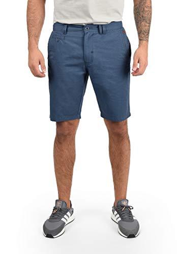 BLEND Sasuke Herren Chino Shorts kurze Hose, Größe:XL;Farbe:Ensign Blue (70260)
