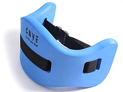 CNYE Foam Flotation Belt for Water Aerobics - Aquatic Fitness Flotation Swim Belt - Resistance Training - Pool Workout Belts Low Impact Water Aerobics Floats Exercise Swim Belts for Adults
