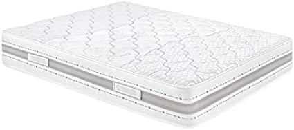 Eminflex Verona Materasso Touch Foam E Lattice Bianco Matrimoniale 160x190 Amazon It Casa E Cucina