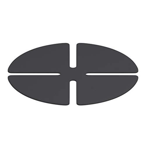 25 Stück Trevendo® Trittschallpad Typ B 145 mm (für Universal Stelzlager S und Plattenlager mit fester Höhe 10 & 15 mm)