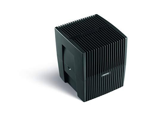 Venta Luftwäscher Original LW15, Luftbefeuchter für Räume bis 25 qm, Anthrazit-Metallic