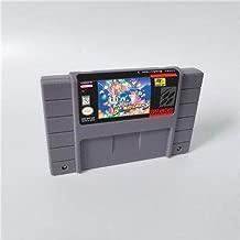 Game card - Game Cartridge 16 Bit SNES , Game Super Bomberman 3 - Action Game Card US Version English Language