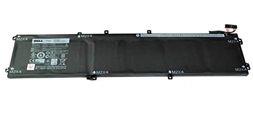New Genuine Dell XPS 15 9550 11.1V 84Wh Battery T453X 0T453X