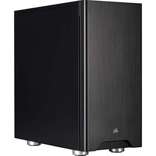 Corsair Carbide Series 275Q Case da Gaming Mid-Tower, Silenzioso, senza Finestre, Nero