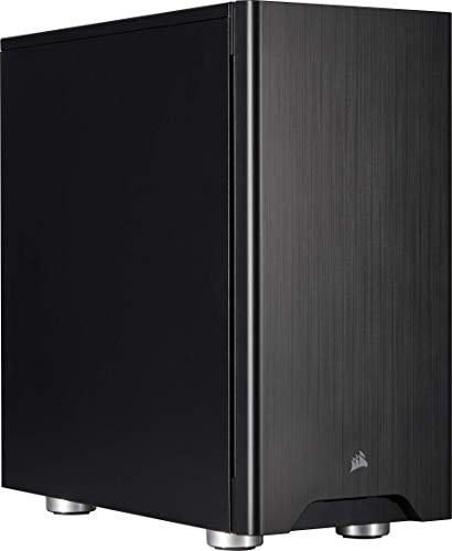Corsair Carbide Series 275Q Case da Gaming Mid-Tower, Silenzioso, senza Finestre, Nero