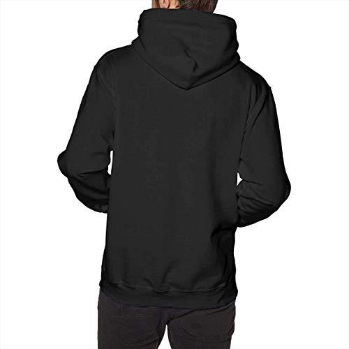 AKKUI Linqarcon Man Print Design Chris Cornell Carry Ons Hooded Sweatshirt Winter Long Sleeve