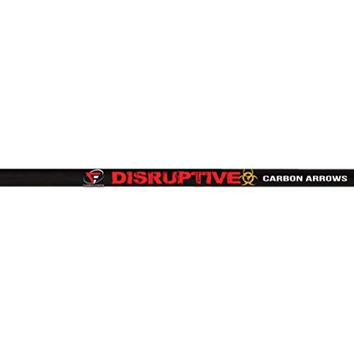 PSE Disruptive Carbon Youth Arrows 28 Inch 1/2 Dozen