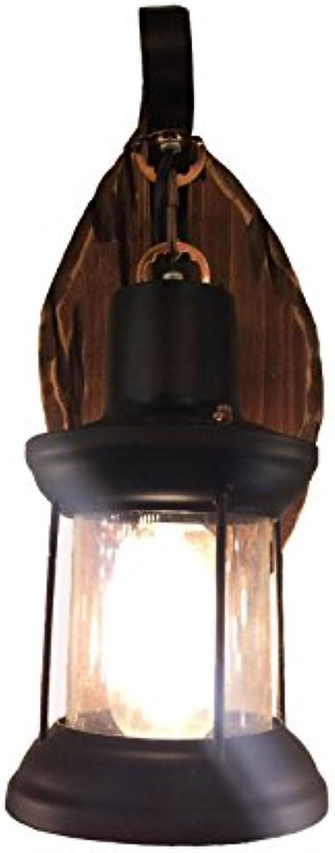 Wandbeleuchtung Wandlampe Wandleuchte Retro nostalgische schmiedeeisen wandleuchte persnlichkeit kreative loft net Gaman kaffee bar licht CLMB009A (DE99)