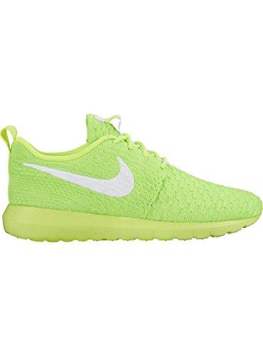 Nike Sneaker Roshe Flyknit NM 36 5 Gelb