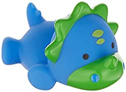 4. Skip Hop Light Up Dino Squeeze Toy