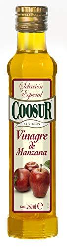 Coosur - Vinagre de Manzana - Botella 250 ml
