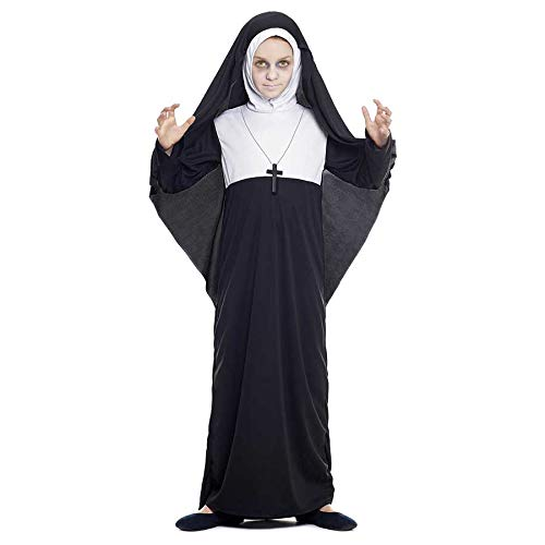 Disfraz Monja Maldita Niña (10-12 años) Halloween (+ Tallas)